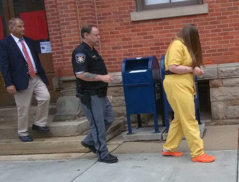 Convicted Murderer Jessica Holtmeyer Appears for Special Review Hearing
