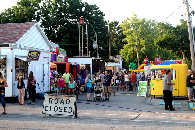 PHOTOS: Firemen's Fair in Osceola Mills