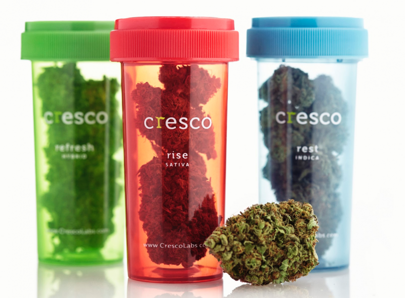 Cresco Yeltrah Delivers a Dozen Strains of Dry Leaf Medical Marijuana to Pennsylvania Dispensaries