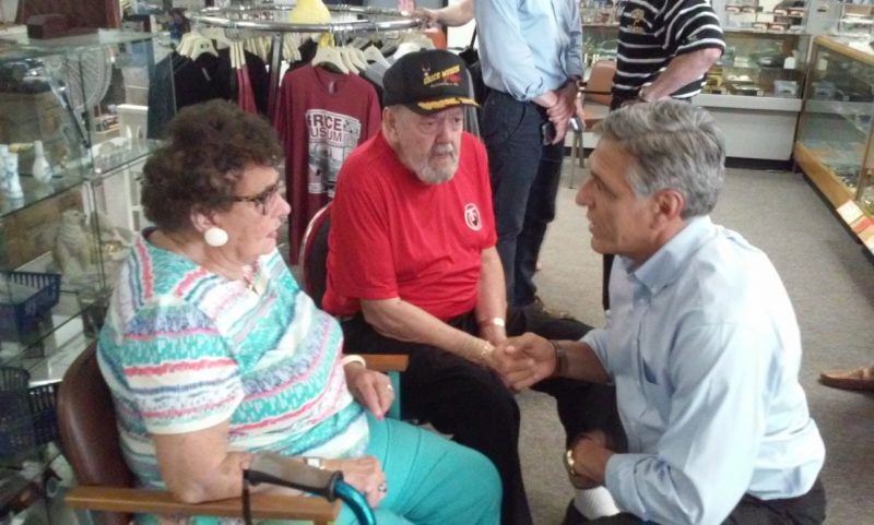 Barletta Holds Rally, Meet-and-greet in Clearfield