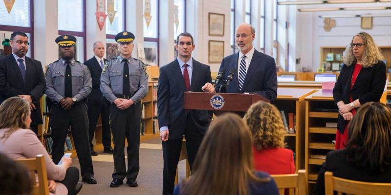 Pennsylvania School Safety Task Force Report Recommends Holistic Approach to Making Schools Safe