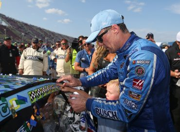 Parks Pit Report:  Consumers Energy 400