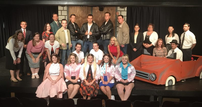 CAST Prepares for Sold-Out Performances of Grease