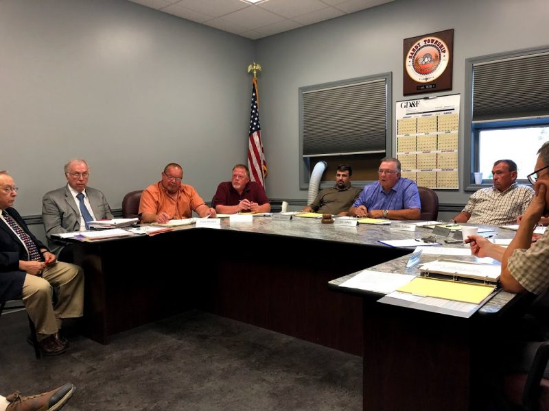 Sandy Twp. Initiates Process to Consider Sale of Water and Sewer System