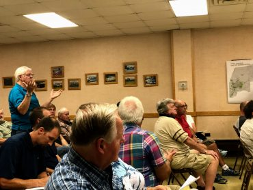 Sandy Supers Get Input on Possible Sale of Water and Sewer Systems