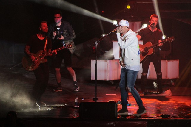 Country Music's Kane Brown Performs for Sold-out Crowd at Clearfield Fair