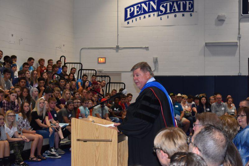 Penn State DuBois Kicks Off New Academic Year