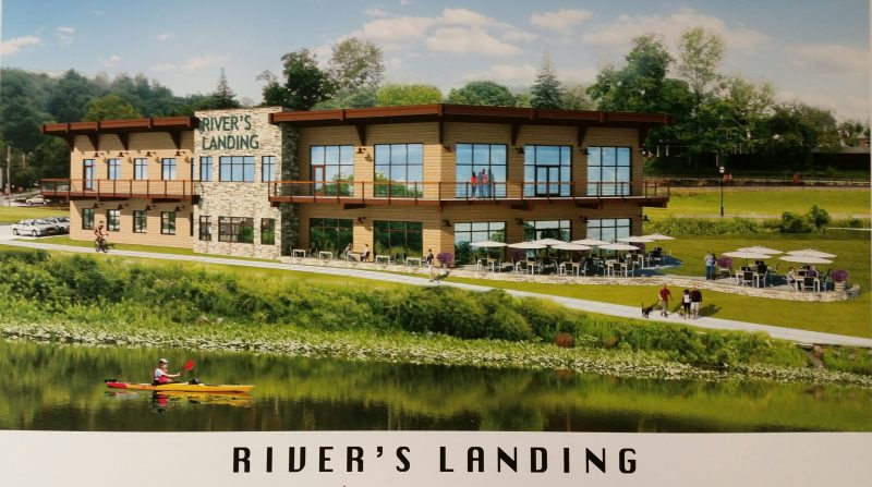 "Clearfield Borough Council Approves Plans for ""River's Landing"""