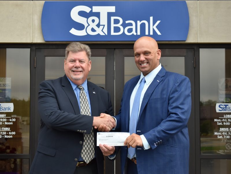 S&T Bank Open Doors Scholarship Established at Penn State DuBois