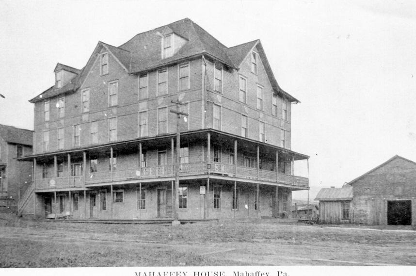Throwback Thursday: Mahaffey House Hotel