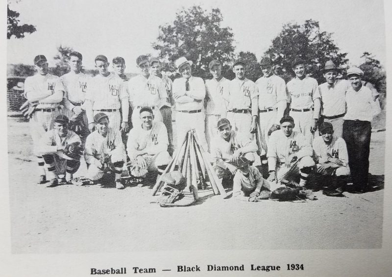 Throwback Thursday: West Decatur Baseball