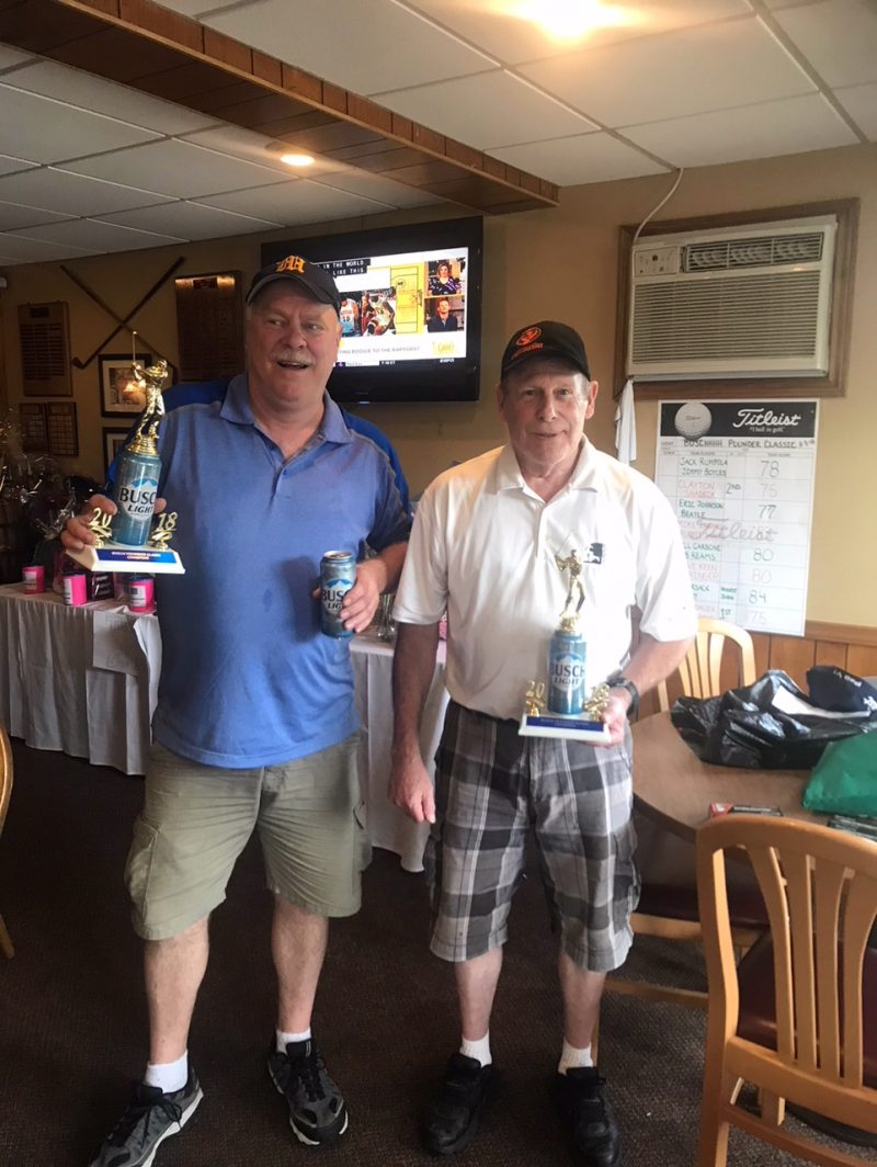 Busch Pounder Classic Winners