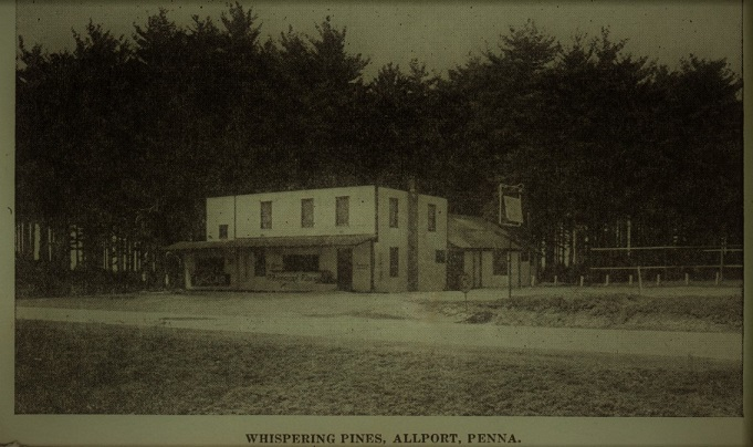 Throwback Thursday: Whispering Pines