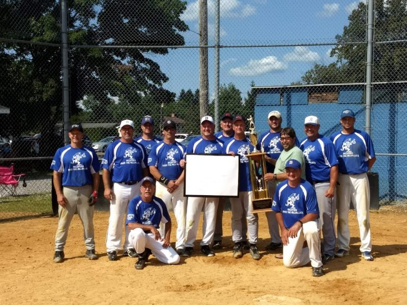 "Over-The-Hillbillies Reign Again in ""Past-Your-Prime"" Tourney"