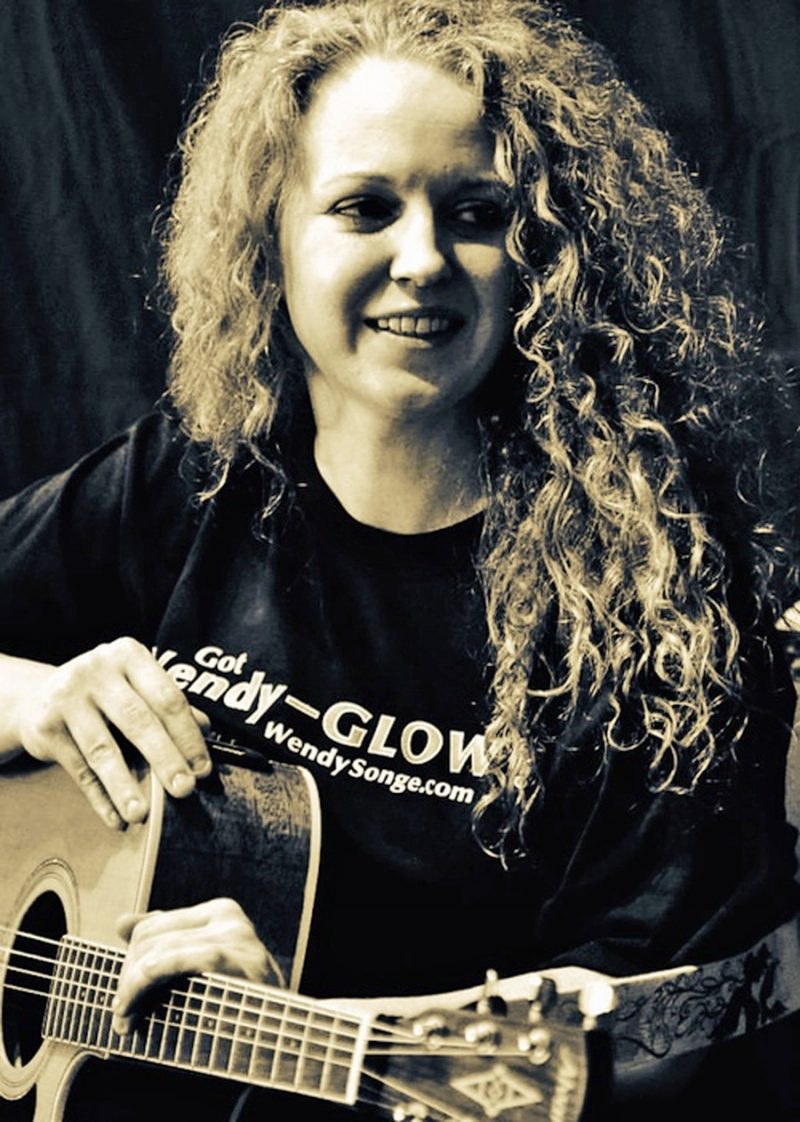 Wendy Songe Offers Workshops, Concert in Dubois