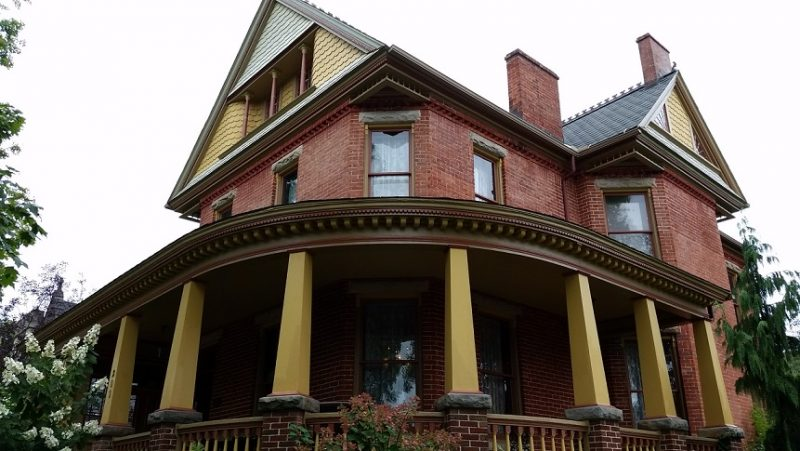 """""""Mansions and Mayhem Tour"""" Planned in Ridgway's Historic District"""