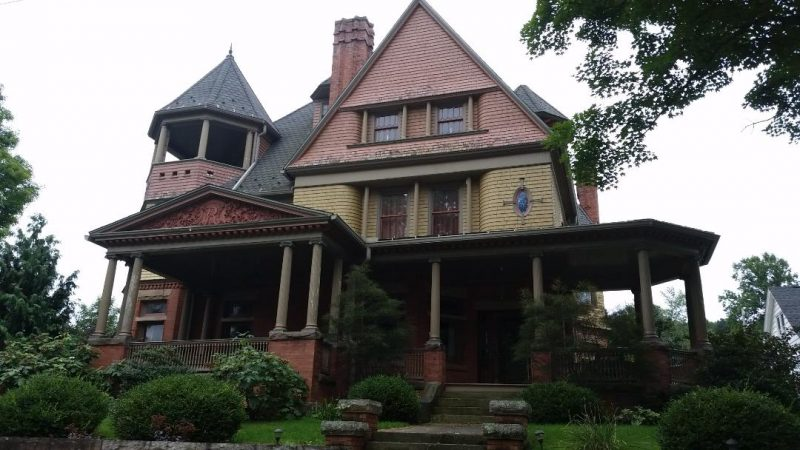 Robertson Mansion is on Heritage Council House Tour