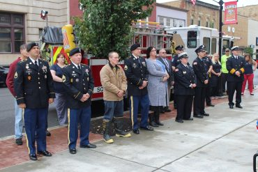 Clearfield Remembers 9/11 on 17th Anniversary