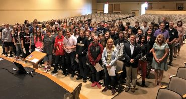 Exploring Program Introduced to Curwensville Eighth Graders