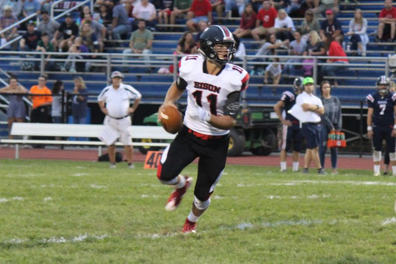 Huntingdon's Three Turnovers Fuel Clearfield's 42-21 Victory