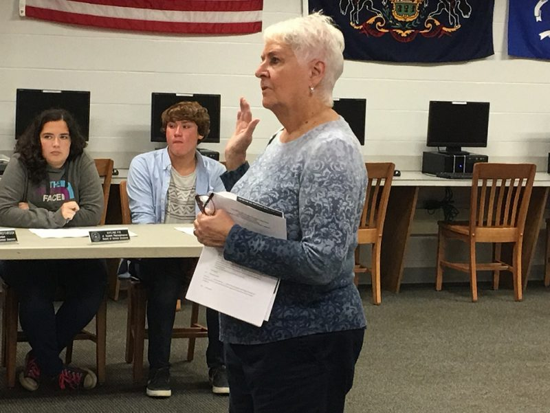 Jackson Fills Vacant Seat on Clearfield School Board