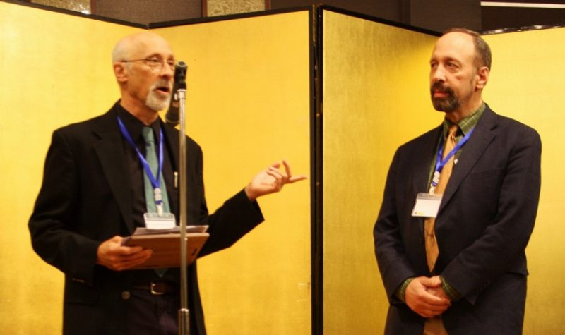 Retired Professor Receives Lifetime Achievement Award