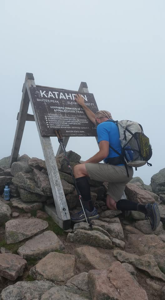 """McKenzie Completes Second """"Thru-hike"""" of the Appalachian Trail"""