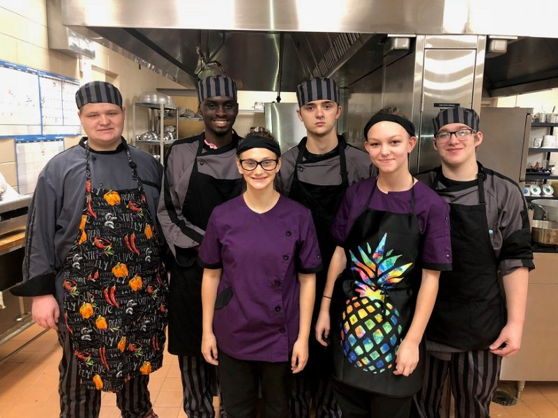 Student-Run Café to Open at CCCTC