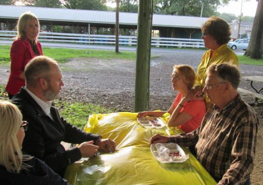 Clearfield Rotary Holds Annual Picnic