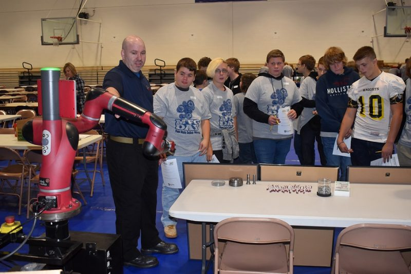 Careers Highlighted at Penn State DuBois Manufacturing Day