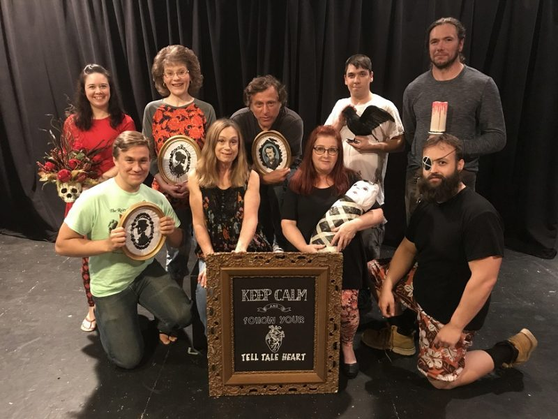 CAST to Present NEVERMORE