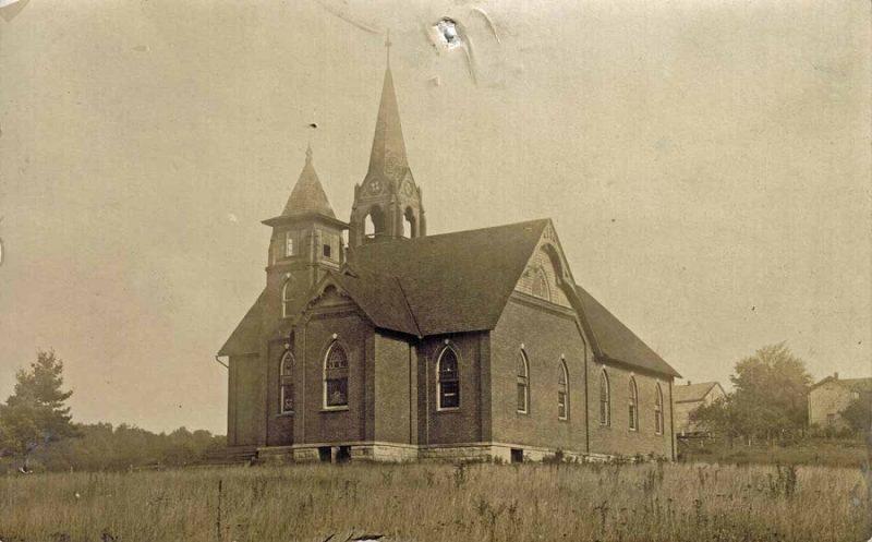 Throwback Thursday: Salem Evangelical Lutheran Church of New Millport