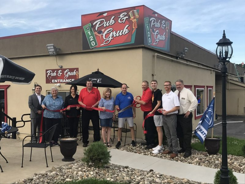 Grand Opening Held at 120 Pub & Grub