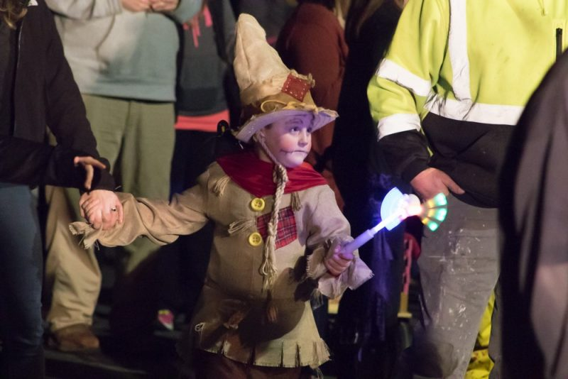 PHOTO SLIDESHOW: Clearfield Halloween Parade