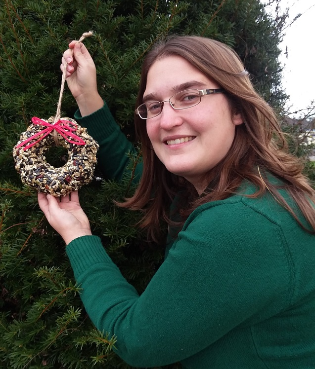 Holiday Wreath Sales Benefit Youth Conservation Education Programs