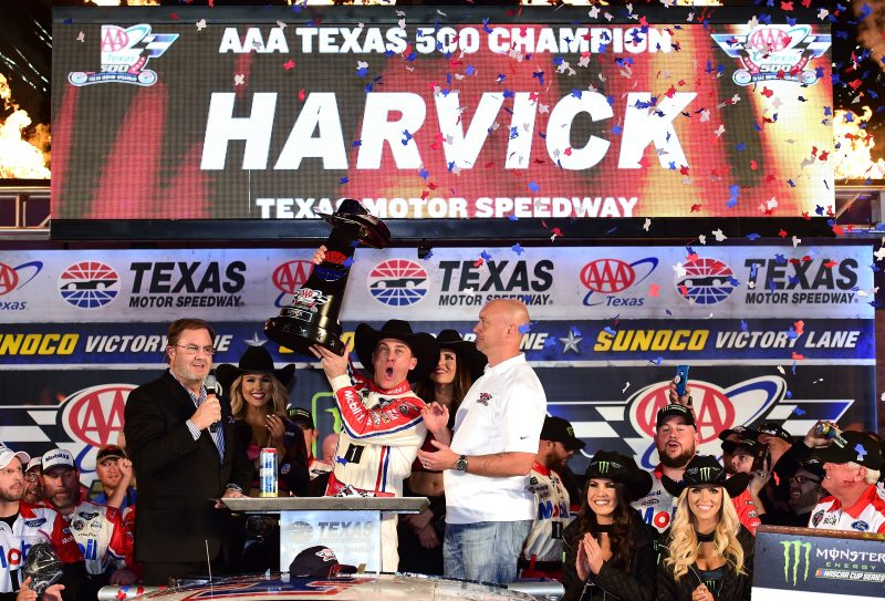 Parks Pit Report:  AAA Texas 500
