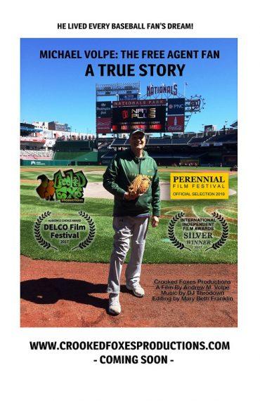 Award-Winning Baseball Documentary, The Free Agent Fan, to Screen at Ritz During Veritas Film Festival