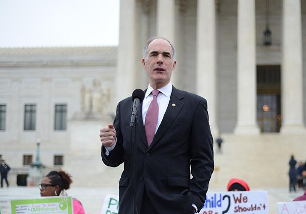 Casey Wins Over Barletta in U.S. Senate Race