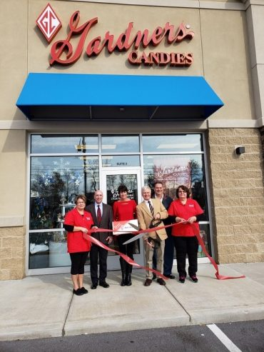 Gardners Candies of DuBois to Hold Grand Opening on Saturday