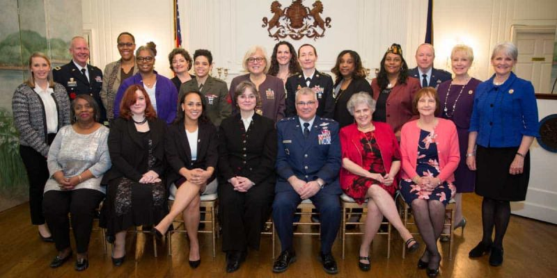 Nominations Sought for 2019 Female Veterans Day