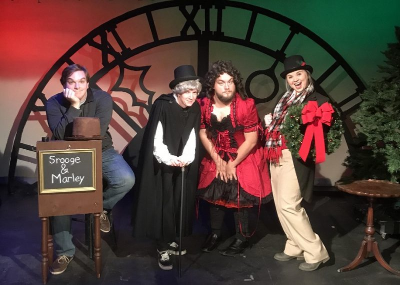 CAST Presenting Christmas Show and Hosting Traveling Photo Gallery