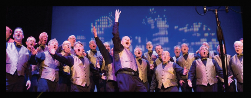 Nittany Knights Barbershop Chorus to Return to CAST