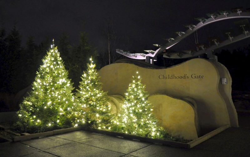 The Arboretum at Penn State hosts Winter Celebration on Dec. 7