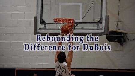 Rebounds Keep DuBois On Top