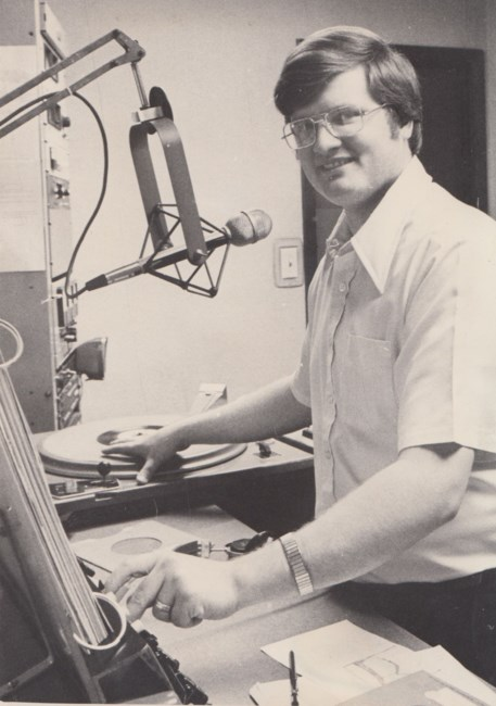 How Does Clearfield Say Goodbye to Local Radio Legend?