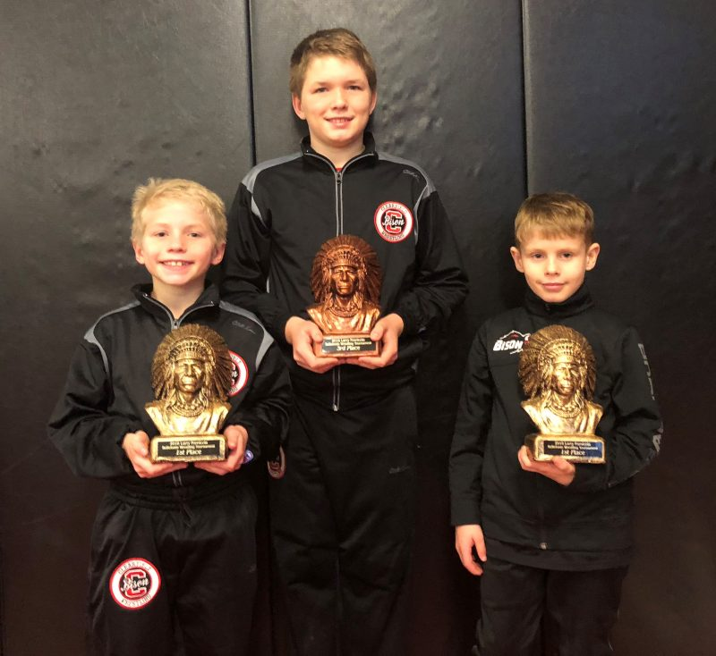 Clearfield Youth Wrestlers Compete at Larry Fornicola Tournament