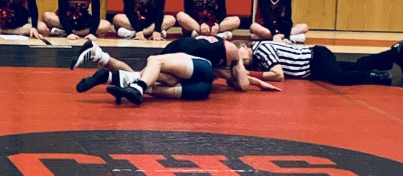 Clearfield Out-Grappled in Loss Against Bald Eagle 49-20