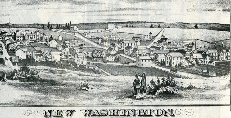 Throwback Thursday: New Washington Cemetery