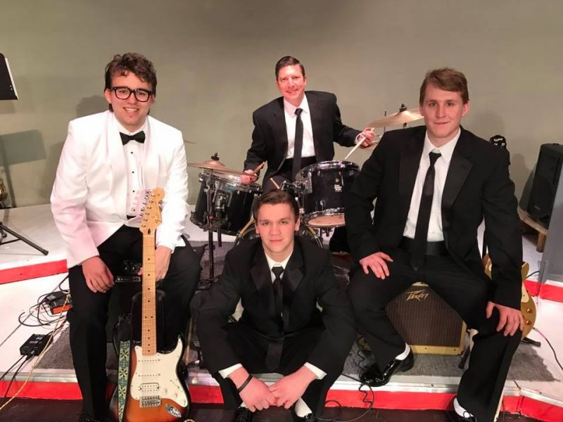 Buddy Holly Returns to CAST