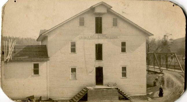 Throwback Thursday: Burnside Grist Mill